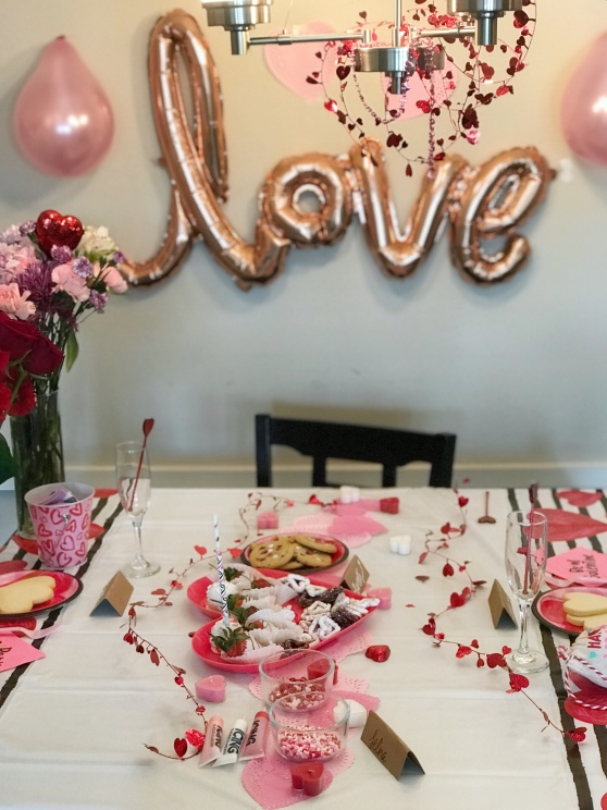 Gal Entine S Day Party Planning Beautiful Blest Mess