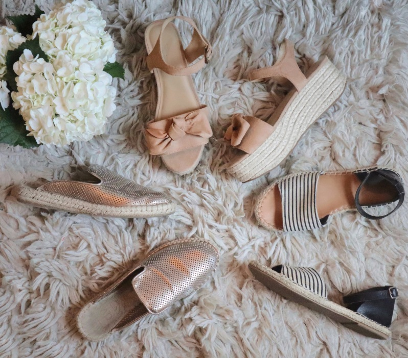 My Favorite Espadrille Sandals